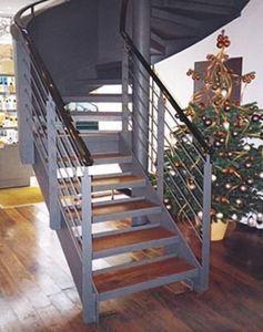 Fire Escapes & Fabrications -  - Escalier Hélicoïdal