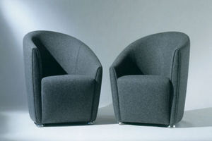 Davison Highley -  - Fauteuil Crapaud