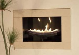 Cvo Fire - cast slit - Foyer De Chemin�e � Porte Escamotable
