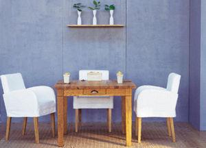Scandinavian Room -  - Table De Repas Carrée