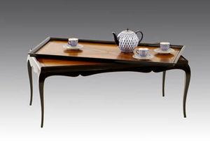 Lawrens -  - Table Basse Avec Plateau Escamotable
