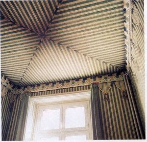 Iksel - kubilai's tent - Plafond