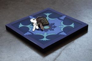 IMAGES D'ORIENT - zafaf bluebird collection - Vide Poche