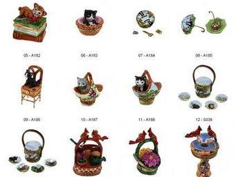Carenton Porcelaine -  - Bo�te � Dent De Lait