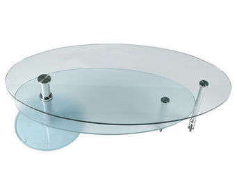 Protis - eclipse - Table Basse Avec Plateau Escamotable