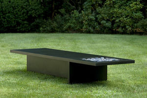 DESU Design - 3sr - Banc De Jardin