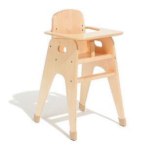 Community Playthings - doll high chair - Chaise Haute Enfant