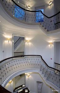 Haldane -  - Rampe D'escalier