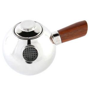 Freud - large teaball: wooden handle - Boule À Thé