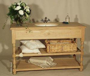 Maison Strosser - console vasque - Meuble Sous Vasque