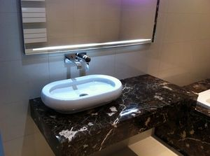 MARBRERIE DE LA CRAU -  - Plan De Toilette