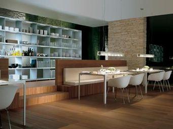 Passage Portes & Poignées - flat - Table De Repas Rectangulaire