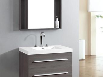 UsiRama.com - progris( rangement 700mm + armoire 250mm ) - Meuble Vasque