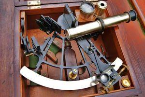 La Timonerie Antiquités marine -  - Sextant