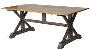BELDEKO -  - Table De Repas Rectangulaire