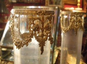 Art & Antiques - paire de vase du xixe - Vase Décoratif
