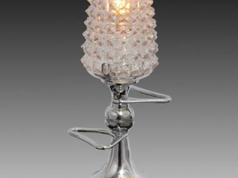 Metal D'alcove Eric Katz -  - Lampe De Chevet