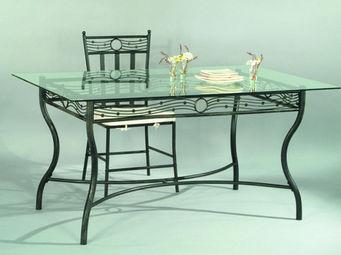 Miliboo - florence - Table De Repas Rectangulaire