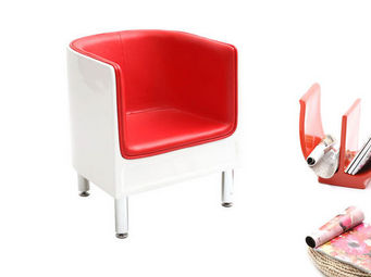 Miliboo - miky fauteuil - Fauteuil