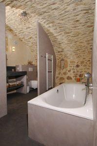 Rouviere Collection - sol et murs en béton ciré - Béton Ciré Mural