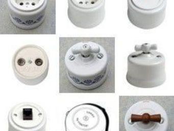 Replicata - aufputzschalterserie garby - Interrupteur Rotatif