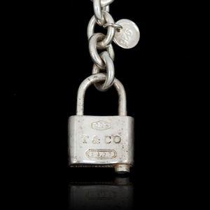 Expertissim - tiffany and co. bracelet en argent - Bracelet
