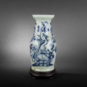 Expertissim - vase de canton - Vase D�coratif