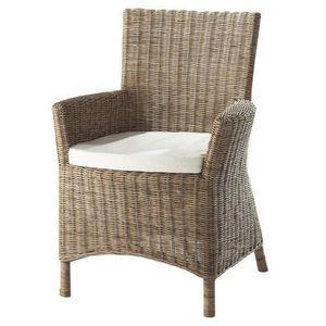 Maisons du monde - fauteuil hampton - Fauteuil De Terrasse