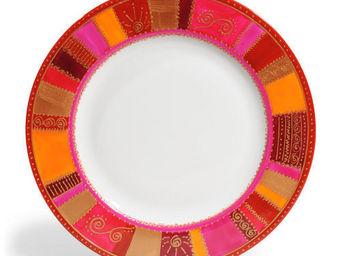 Maisons du monde - assiette plate soprano - Assiette Plate