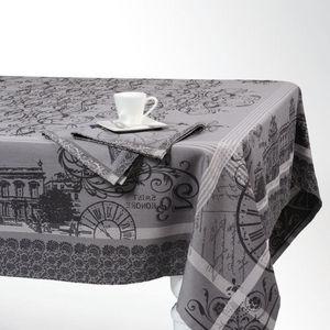 Maisons du monde - nappe saint germain 150x250 - Nappe Rectangulaire