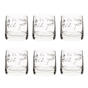 Maisons du monde - coffret 6 verrines all you need - Verre