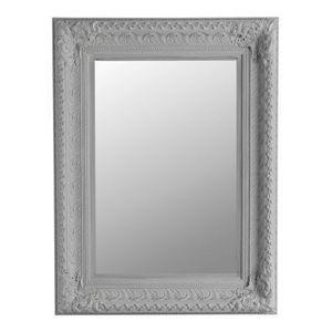 Maisons du monde - miroir marquise gris 95x125 - Miroir
