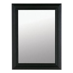 Maisons du monde - miroir napoli noir 60x80 - Miroir