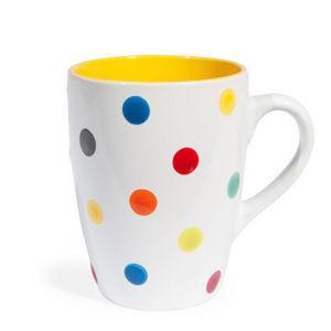 Maisons du monde - mug confetti jaune - Mug
