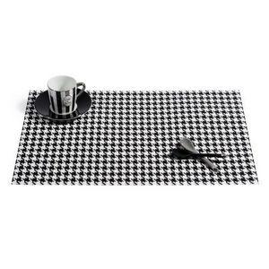 Maisons du monde - set de table pied de poule - Set De Table
