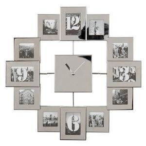 Maisons du monde - horloge urban chic - Cadre Photo
