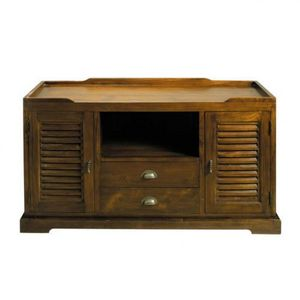 MAISONS DU MONDE - meuble tv key largo - Meuble Tv Hi Fi