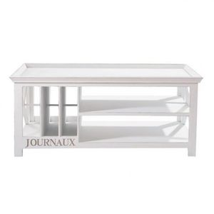 Maisons du monde - table basse newport - Table Basse Rectangulaire