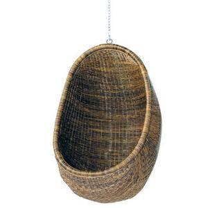 bosseda fauteuil suspendu naturel rotin am pm. Black Bedroom Furniture Sets. Home Design Ideas