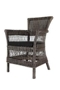 ROTIN DESIGN - fauteuil caracas - Fauteuil De Jardin