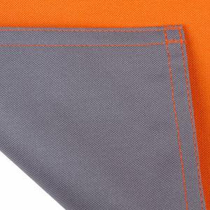 Cosyforyou - 6 sets de table orange - Set De Table