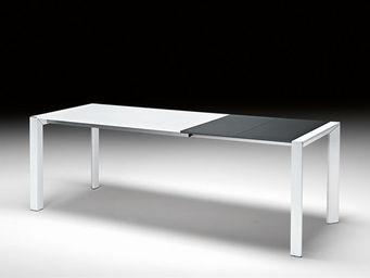 Fiam - afill white - Table De Repas Rectangulaire