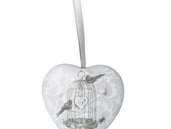 Mathilde M - cur décoratif le chant des oiseaux - Coeur