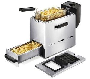 Princess - friteuse classic fry & keep warm castel - Friteuse