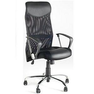 WHITE LABEL - fauteuil de bureau wase - Fauteuil De Bureau