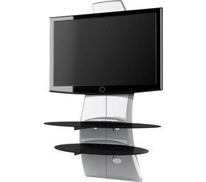 Meliconi - meuble ghost design 2000 - blanc - Meuble Tv Hi Fi