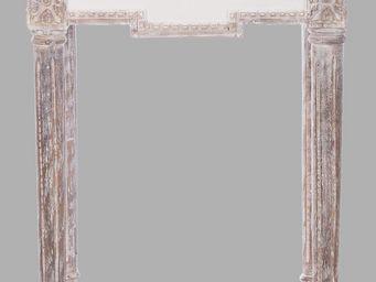 BLANC D'IVOIRE - venise pm blanc - Table De Chevet