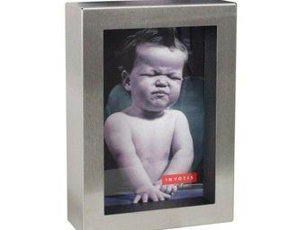 INVOTIS - cadre photos cube - Cadre Photo