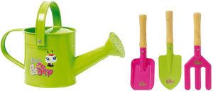 MT & Co - set de jardinage 4 accessoires littelest petshop - Outils De Jardin