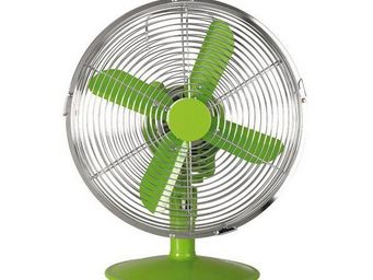 La Chaise Longue - ventilateur oscillant vert - Ventilateur